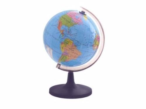 mapamundi esfera globo terraqueo politico base giratoria