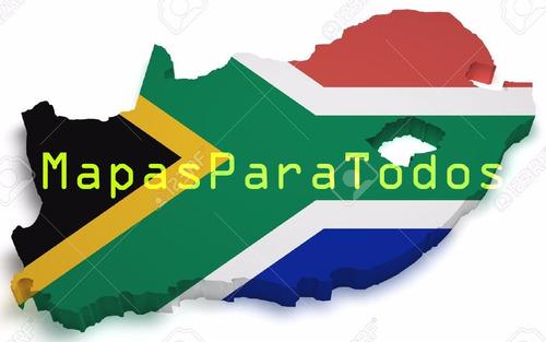 mapas 2018 de sudáfrica p/gps nuvi  (envío web)