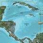 Mapa Maritimo Garmin Bluechart Suramerica Caribe Cuba Panama