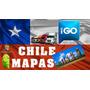 Nuevo Mapa Igo 2015-2016 Chile Septimbre Via Mail Gps Chino