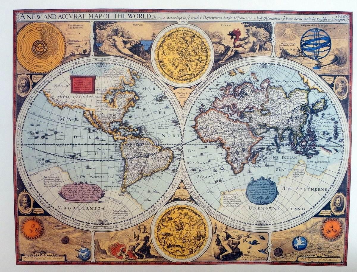 Mapas antiguos planisferios new accurate map john speed 1651 500 mapas antiguos planisferios new accurate map john speed 1651 50000 en mercado libre gumiabroncs Image collections