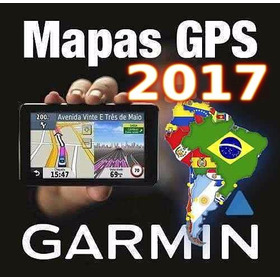 Mapas De Latinoamerica 10 Paises V2018.20 Gps Garmin Nuvi