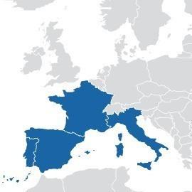 mapas españa italia francia para igo8 igo primo en gps chino