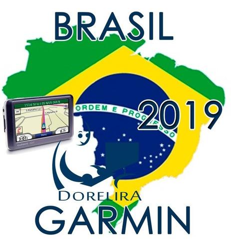 mapas garmin gps brasil ruteables actualizado 2019