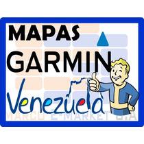Mapas Para Gps Garmin De Venezuela 2016 - El Mas Actualizado