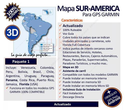 mapas para gps