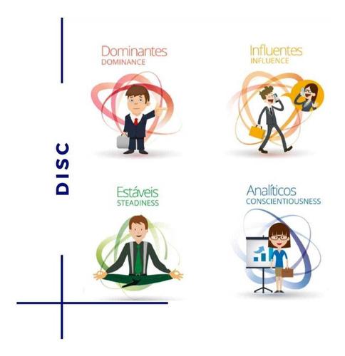 mapeamento e análise de perfil  comportamental disc