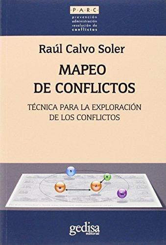 mapeo de conflictos (prevención administración  envío gratis