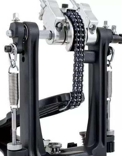 mapex pedal doble de bombo mars cadena doble p600 soundgroup
