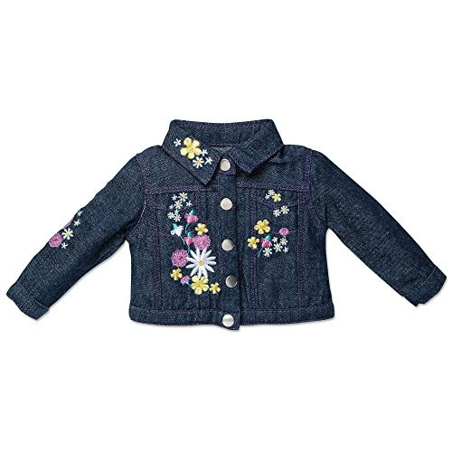 mapleleas manitoba wildflowers outfit para muñecas de 18 pul