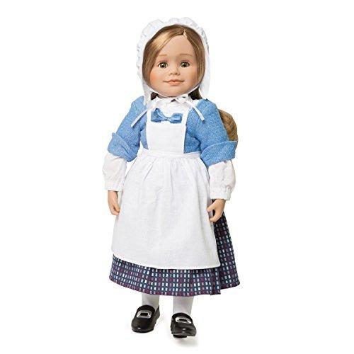 maplelea.s pioneer quebecoise historical costume para muñeca