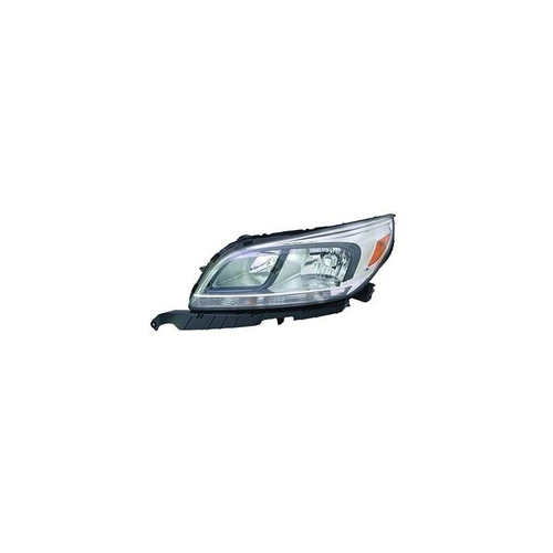 mapm premium driver side halogen conjunto de luz de cabeza p