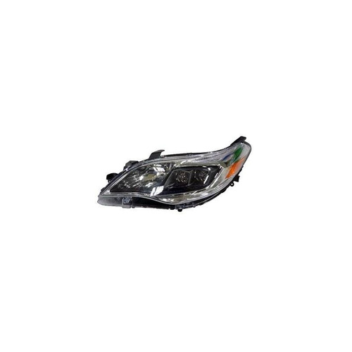 mapm premium driver side halogen faro delantero