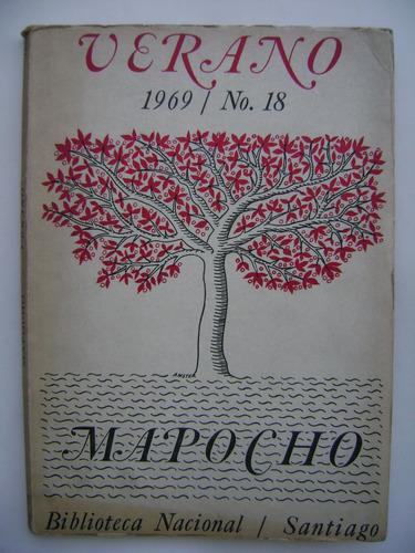 mapocho (revista de la biblioteca nacional de santiago)