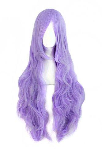 mapofbeauty 32  / 80cm peluca rizada larga de cosplay de la