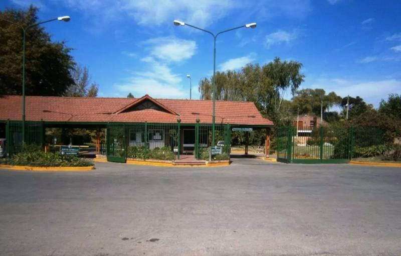 mapuche cc, pilar - lote en venta