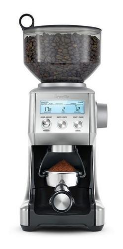máq café breville920, dos calderas, usada, molino servi teck