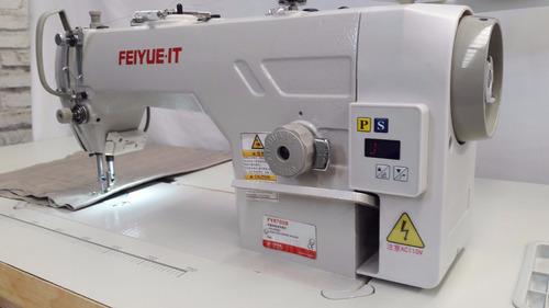 maq de coser recta industrial motor servo 110v oferta