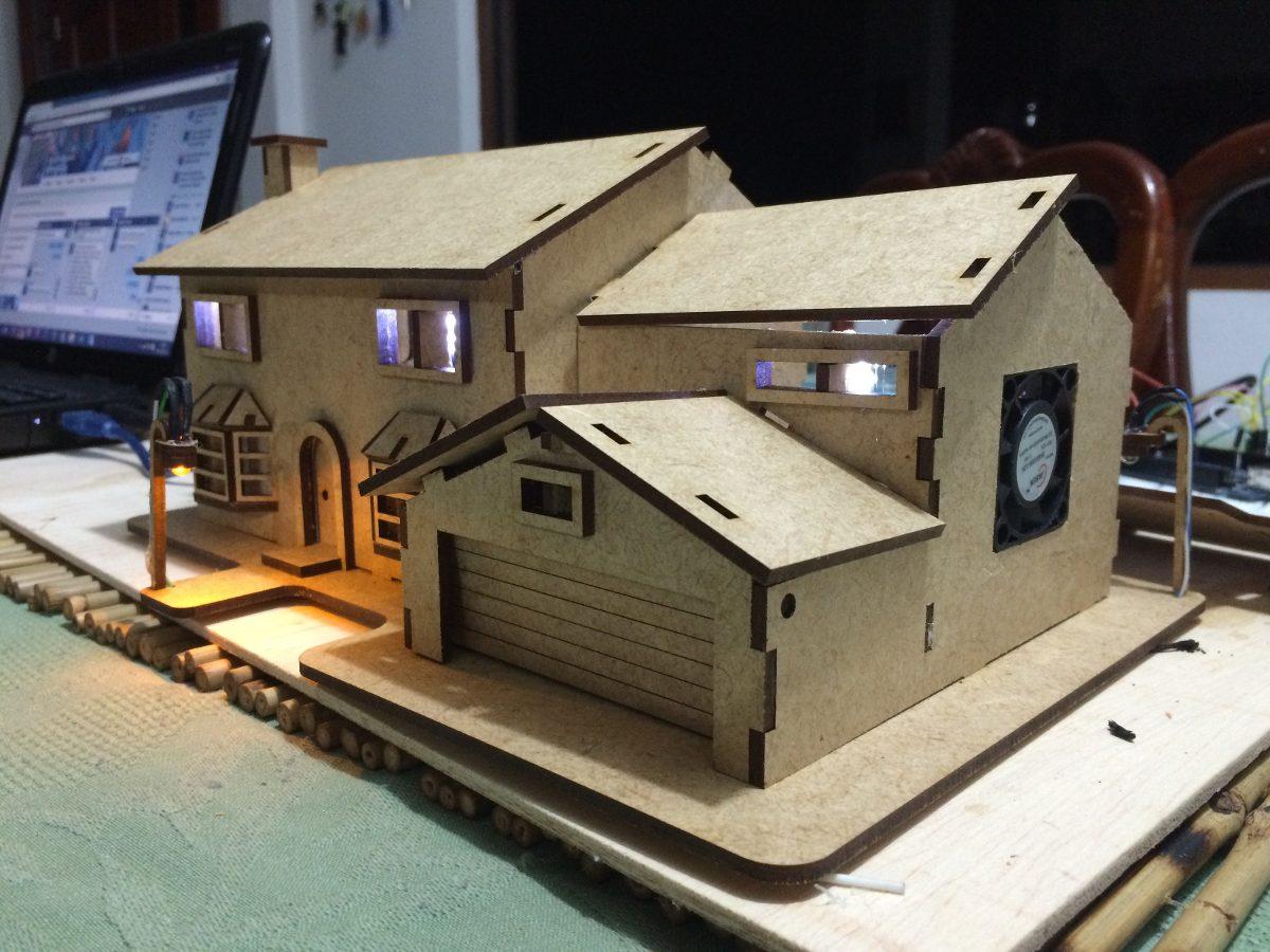 Casa domotica inteligente clasf casas con domotica - Trasformare una casa in domotica ...
