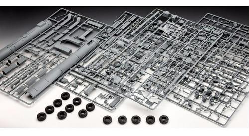 maqueta plastica vehiculo topol ss-25 revell 03303 esc 1/72