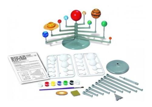 maqueta sistema solar planetarium kit armable / n ofertas