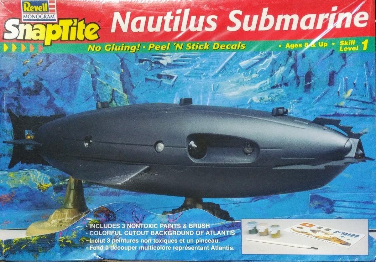 Resultado de imagen para Fotos de submarino Nautilus