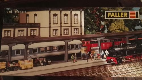 maqueta trenes a escala ho