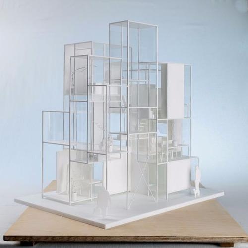 maquetas arquitectónicas profesionales