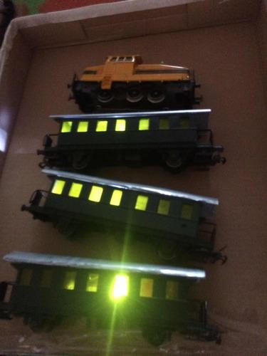 maquetas con trenes marklim alemanes ho todo en perfecto est