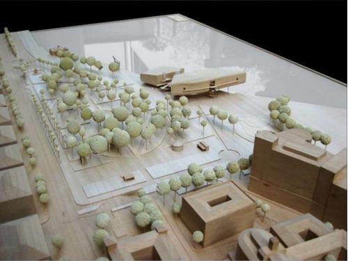 maquetas de arquitectura, maquetería profesional
