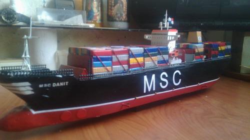 maquetas navales a escala