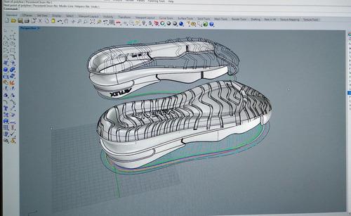 maquetas para calzado - fundición - matriceria - inyección