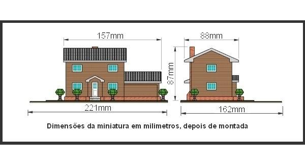 Maquete Cidade 1 64 Ou 1 87 Kit Para Imprimir E Montar R 19