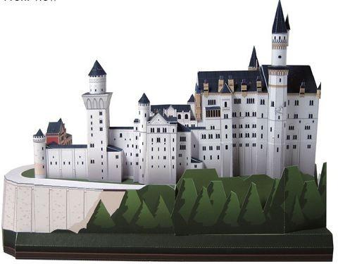 Maquetes De Castelos Medievais De Papelao Pesquisa