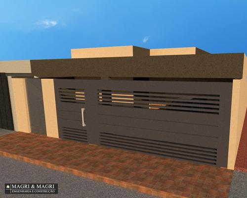 maquete eletrônica 3d - fachadas