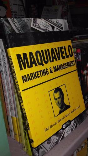 maquiavelo marketing y management