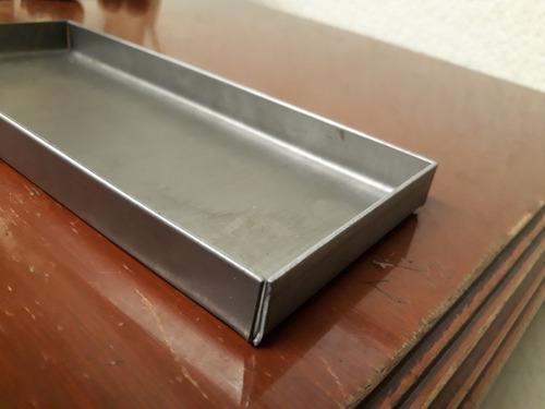 maquila de lamina y placa de acero. corte, doblez, rolado