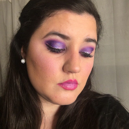 maquilladora profesional a domicilio - peinados - pestañas