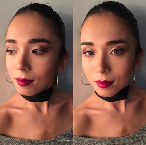 maquilladora profesional  novias, 15, eventos sociales