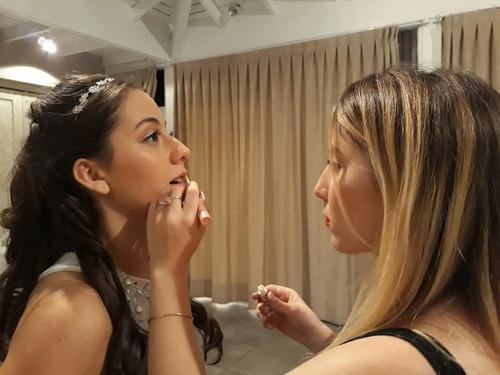 maquilladora social, profesional y artística a domicilio