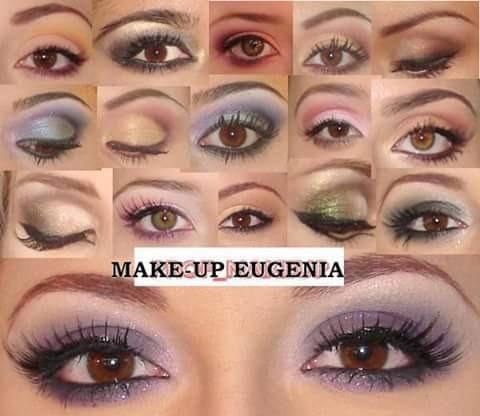 maquilladora y peinadora eugenia