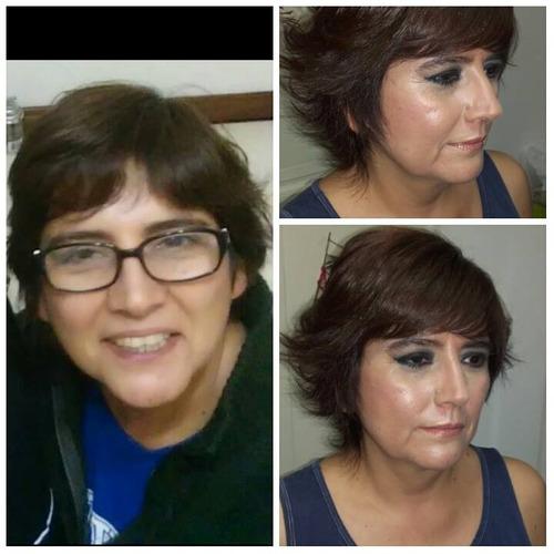 maquilladora,novias,quinceañeras , book,diseño de cejas ,