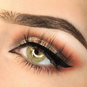 25e0710dd1 Lentes De Contacto Negro Con Amarillo - Maquillaje - Mercado Libre ...