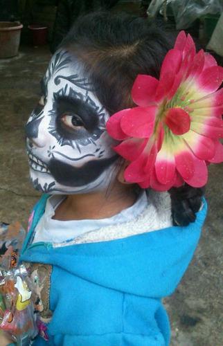 maquillaje artístico e infantil, pintacaritas.