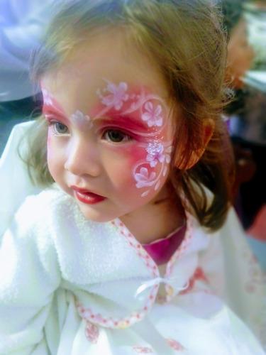 maquillaje artístico / efectos especiales - eventos y clases