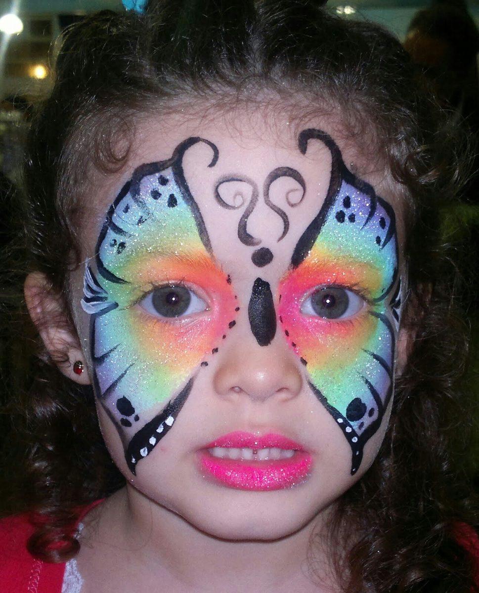 Resultado de imagen de maquilladora infantil