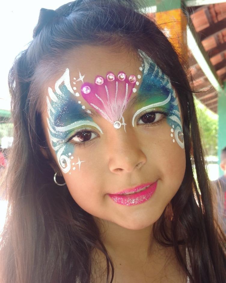 245608641 maquillaje artistico infantil a domicilio maquilladora profe. Cargando zoom.