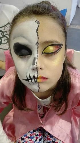 maquillaje artistico infantil adultos eventos