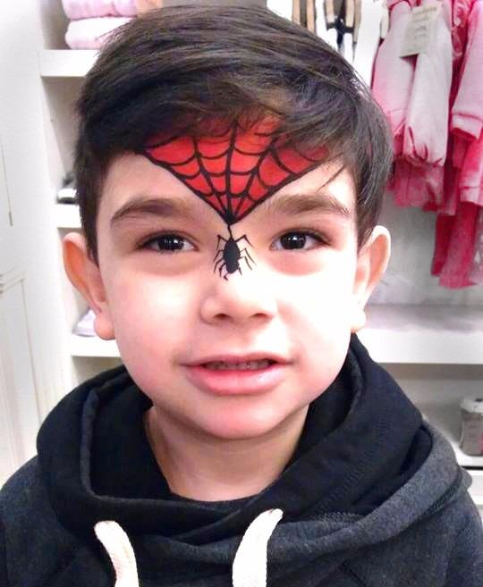 Maquillaje Artistico Infantil Para Eventos Cumpleanos 48000 - Maquillaje-para-eventos