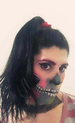 maquillaje artístico infantil y adultos